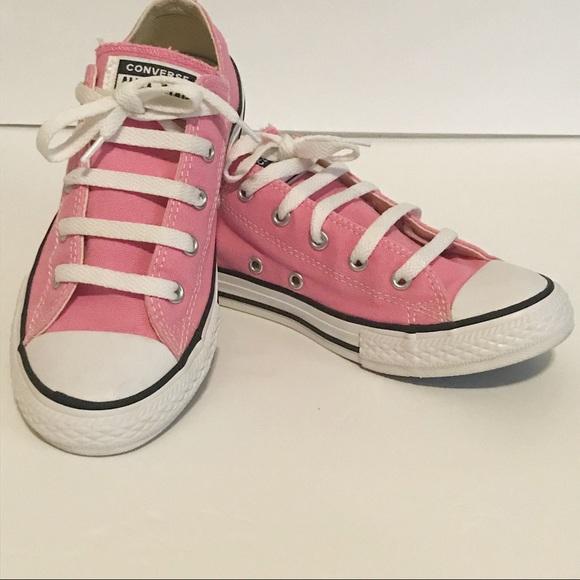 Converse Shoes | Big Girls Size 3 Pink